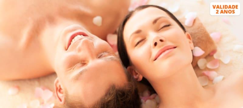 Massagem a Dois à Escolha + Ritual & Bombons   60 ou 90 Min.   Braga ou Guimarães