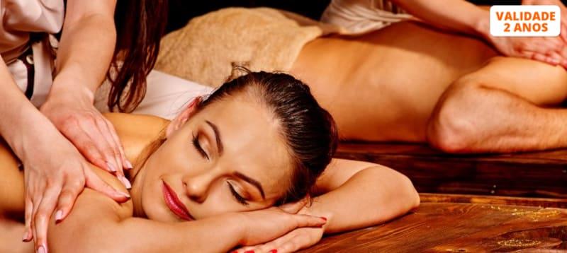 Ritual Marrakesh para Dois   Massagem e Hidratação - 1h   Porto