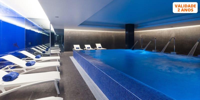 BLU SPA Jupiter Lisboa Hotel | Circuito Águas & Massagem Relaxamento para Dois - 4h45