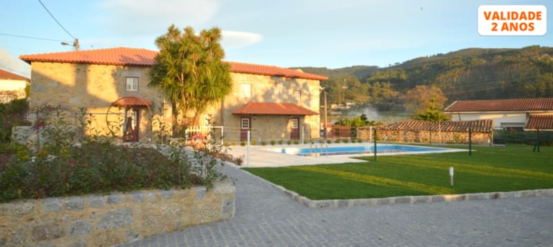Casa Cachada - Braga | 1 ou 2 Noites no Minho