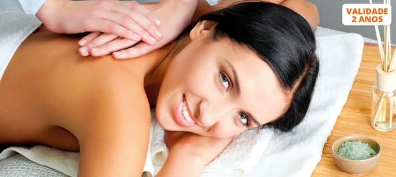 Massagem Relaxamento ou Terapêutica às Costas   1 ou 2 Pessoas - Seixal   Adeus Tensão Acumulada!