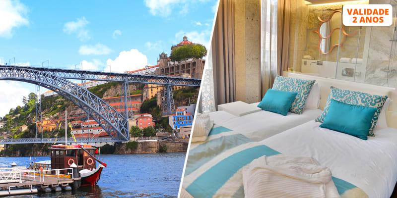 Charm GuestHouse Douro - Porto | Estadia com Opção Cruzeiro das 6 Pontes