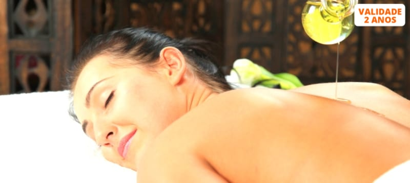 Sweet & Relax Massage | 1 hora | Porto