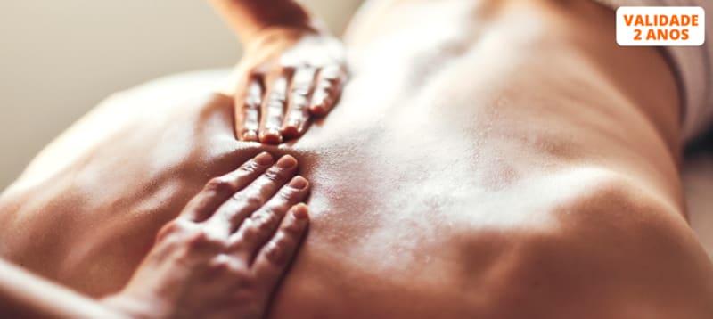 Massagem à Escolha - 30 Min.   Clínica Lux - Colinas do Cruzeiro
