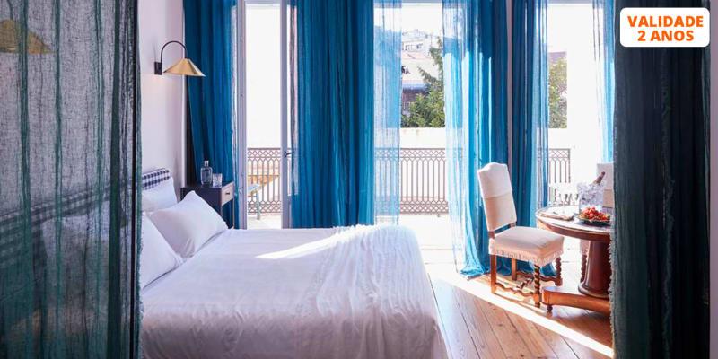Cocorico Luxury Guesthouse | 1 Noite de Luxo no Coração do Porto