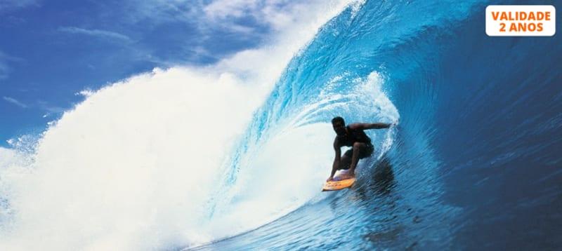 Aula de Surf em Carcavelos | 1h30 na Crista da Onda