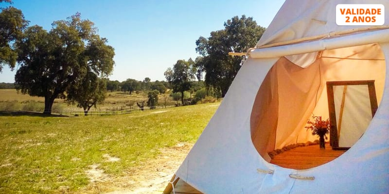 Direction South Glamping - Montargil | Estadia de Romance em Tenda