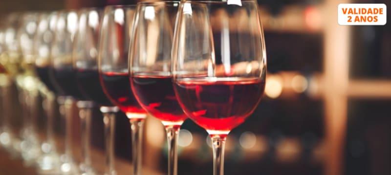 Curso de Vinhos - Aprender a Prová-los Sem Dúvidas   Porto