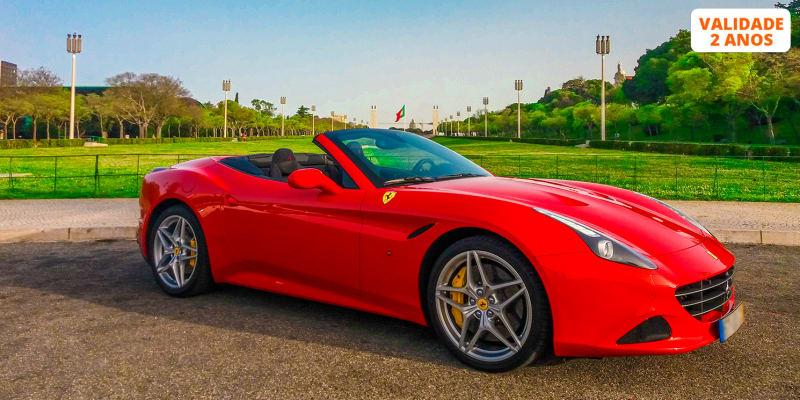 Conduzir um Ferrari em Lisboa | 2 Rotas à Escolha