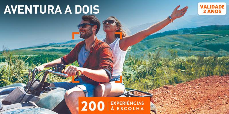Aventura a Dois | 200 Experiências