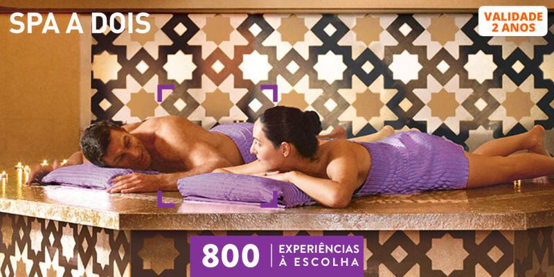 SPA a Dois | 800 Experiências