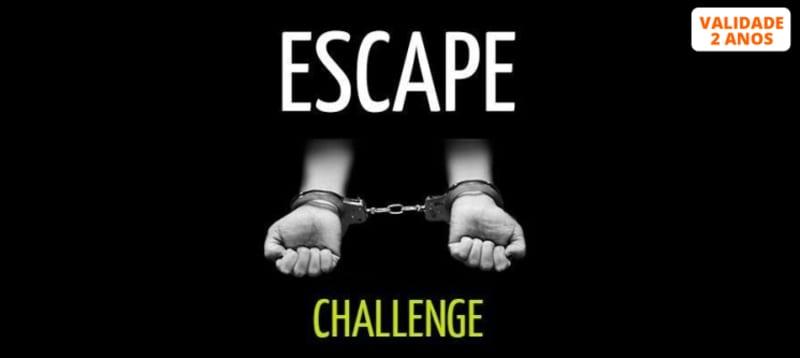 Escape Challenge Porto - 60 Min.   2 a 5 Pessoas   Desafio Aceite?