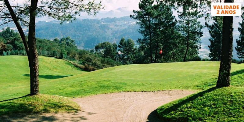 Aprenda a Jogar Golfe! Aula de Iniciação ou Pacote de 5 Aulas | Amarante