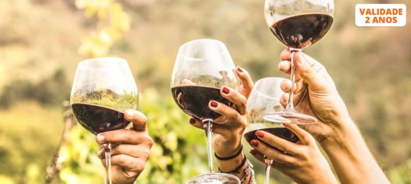 Winetour na Herdade do Sobroso   Prova de Vinhos para 2 Pessoas