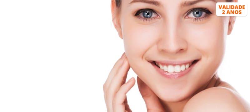 Tratamento Facial Anti-Aging + Massagem de Corpo à Escolha   1h10   Areeiro