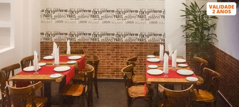 Gastronomia do Mundo a Dois! Sabores Frescos à la Carte no Lá Em Casa | Marquês