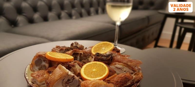 Leitão de Negrais & Vinho para Dois   Afonso dos Leitões Food Store - Belém