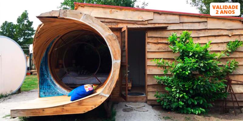 Maceda Guest and Surf House - Ovar | Estadia em Tubo de Surf Junto à Praia