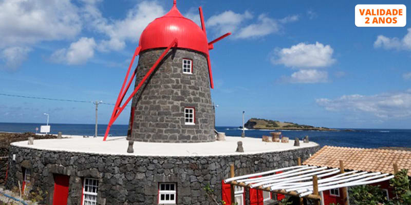 Moinho de Pedra - Açores | Estadia Romântica Junto ao Mar