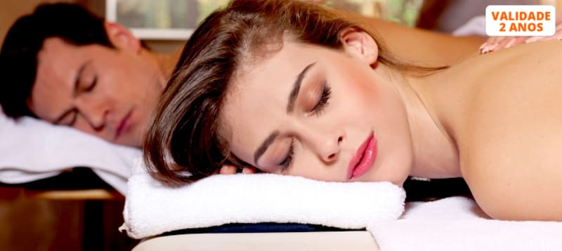 Massagem a Dois! Óleos, Relax, Pedras ou Bambus | Setúbal