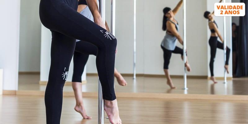 Workshop «Intro to Pole Dance» | 1 ou 2 Pessoas - 1h30 | Laranjeiras