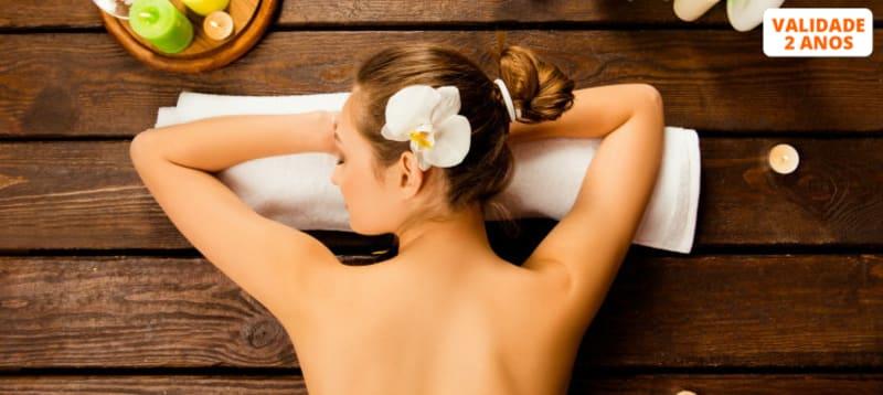 Recupere Energias Rapidamente com uma Quick Massage! 15 Min. | Almada