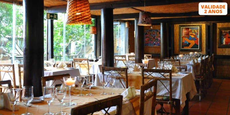 Comida Típica Brasileira para Dois | Restaurante Orixás - Sintra