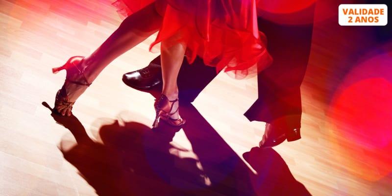 Workshop de Dança à Escolha! Encontre o Seu Ritmo - 1h30   Lisboa