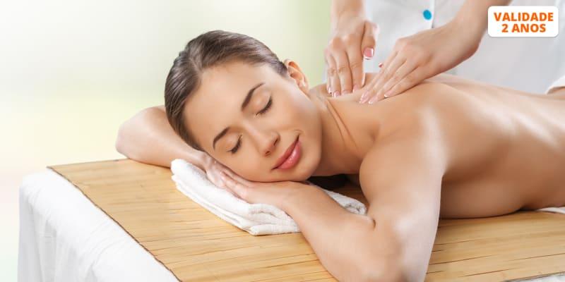 1, 2 ou 3 Sessões de Massagem de Relaxamento Corpo Inteiro - 45 Min   Tânia Correia 077
