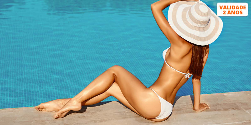 16 Tratamentos Redutores! Crioterapia + Vácuo + Pressoterapia + Massagem Redutora | Drenaclinic® - Lumiar