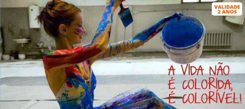 Arte & Emoções: Curso de Introdução à Arte-Terapia | 6 Horas | Lisboa