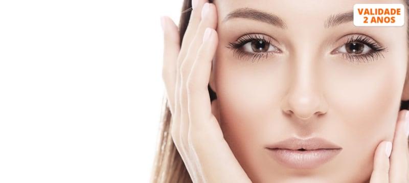 Lifting Facial & Peeling c/ Opção Massagem - Gama THALGO   Costa da Caparica