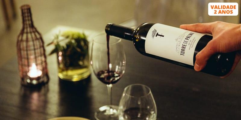 Visita à Adega Torre de Palma e Prova de Vinhos para Dois | Portalegre