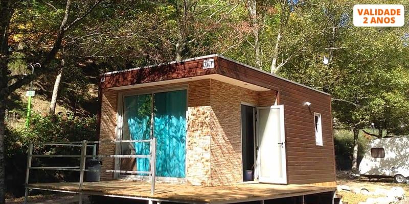 Vidoeiro Gerês Camping - Gerês   Estadia em Mobile Home na Natureza