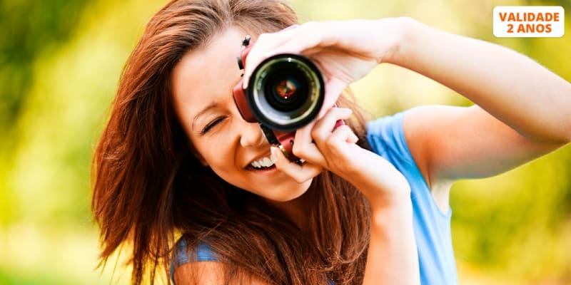 Workshop «O Poder da Fotografia e do Pensamento Positivo»   4 Horas   1 ou 2 Pessoas   Almada
