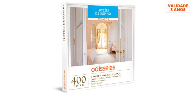 Hotéis de Sonho | 400 Hotéis