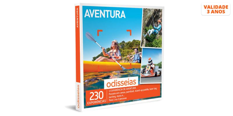 Aventura | 230 Experiências