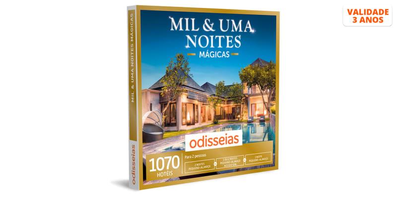 Mil & Uma Noites Mágicas | 1070 Hotéis