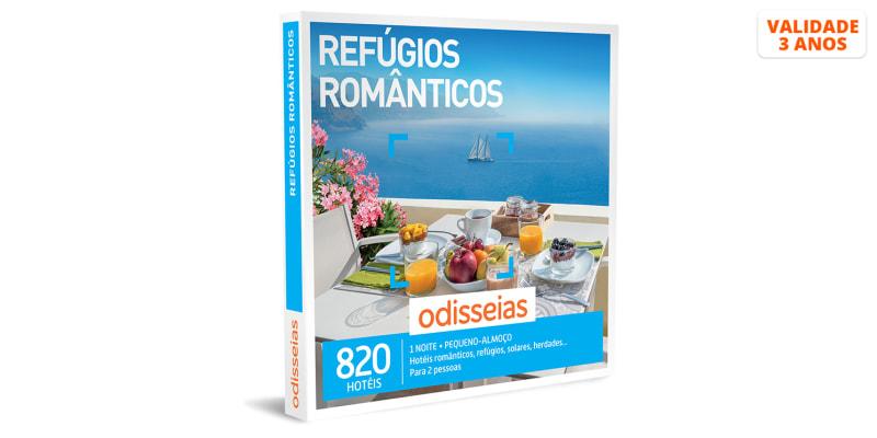 Refúgios Românticos | 820 Hotéis
