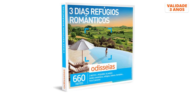 3 Dias Refúgios Românticos | 660 Hotéis