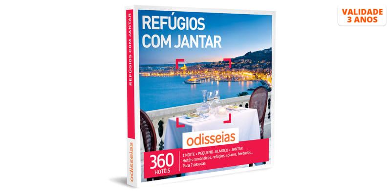 Refúgios com Jantar | 360 Hotéis