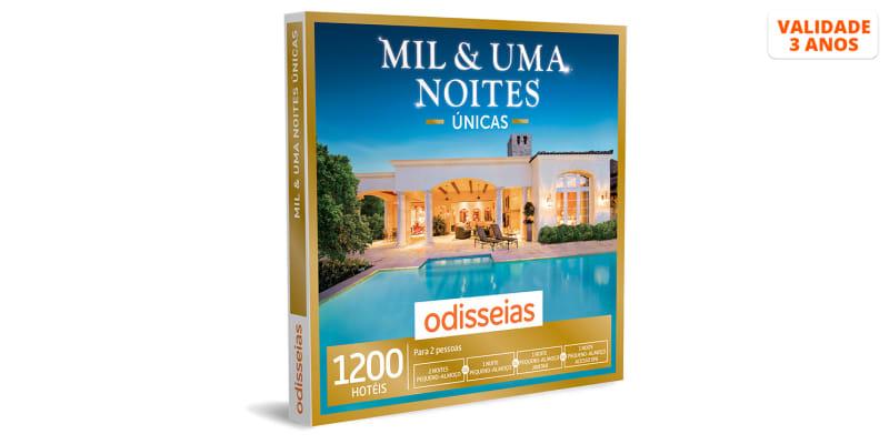 Mil & Uma Noites Únicas | 1200 Hotéis