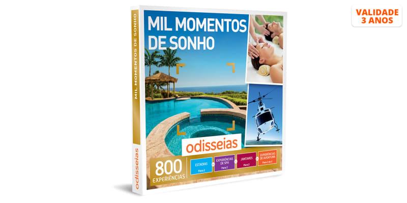 Mil Momentos de Sonho | 800 Experiências