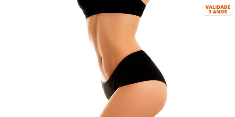 Corpo Fantástico com 25 ou 50 Tratamentos Redutores   Clínica Bellíssima - Av. Berna
