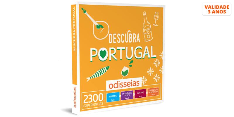 Descubra Portugal | 2300 Experiências