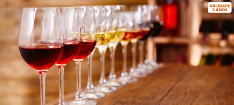 Vinhos & Degustação Alentejana a Dois - Descubra a Garrafa Testemunha! 1h30 na Ervideira