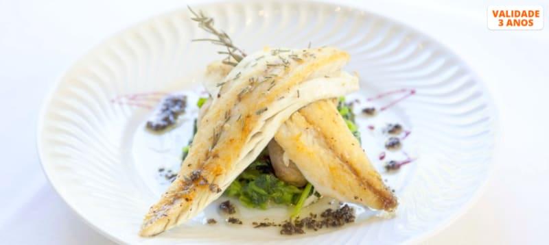 Gastronomia Portuguesa para Dois no Restaurante Dom Carlos   Hotel das Termas - Aveiro