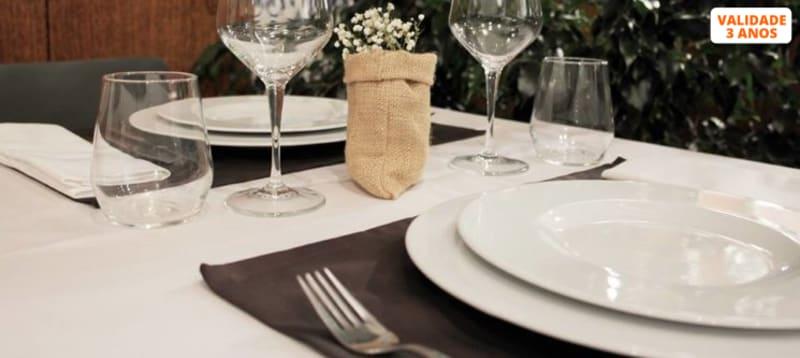 Experiência de Sabores a Dois no Páteo - Braga | Sugestão de Pasta com Marisco para Dois & Sobremesas
