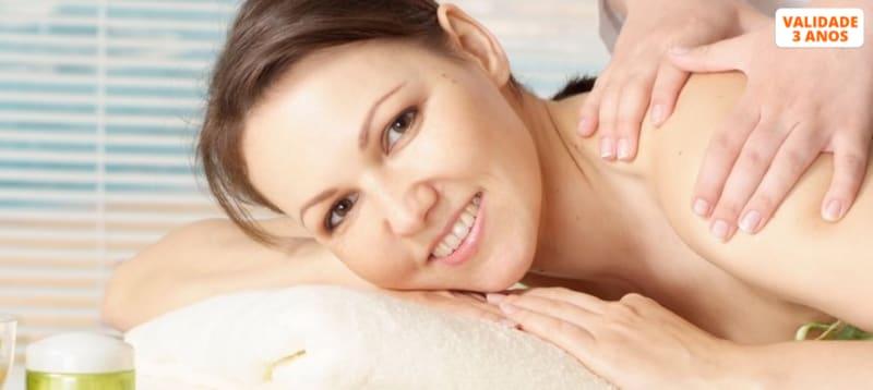 Equilíbrio Corpo e Mente: Massagem Relax - Corpo Inteiro   1h   Oeiras
