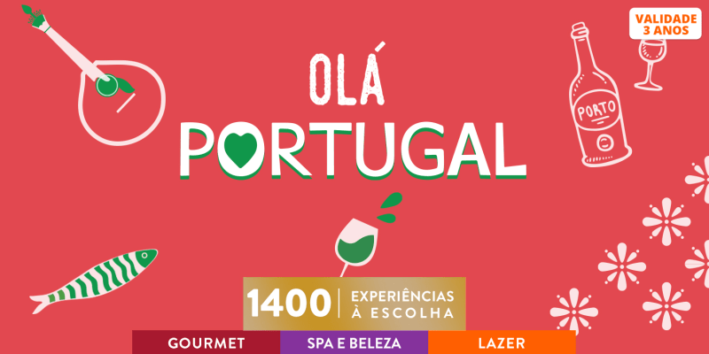 Olá Portugal   1400 Experiências